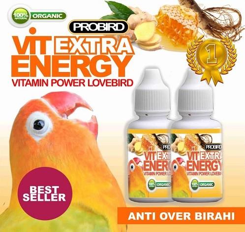 suplemento de vitaminas para dieta inseparable